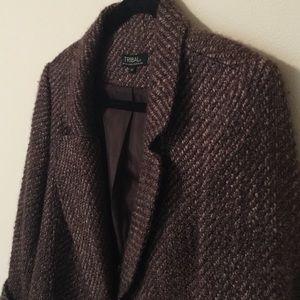 Tribal Jackets & Coats - Tribal | Vintage Tweed Jacket